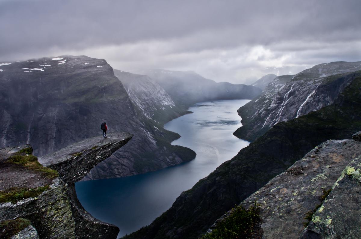 NORVEGIA - CAMMINATE FOTOGRAFICHE
