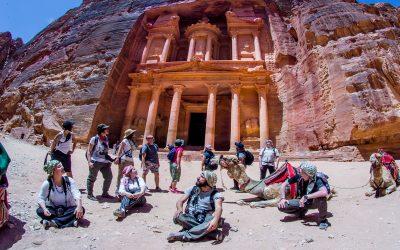 giordania camminate fotografiche