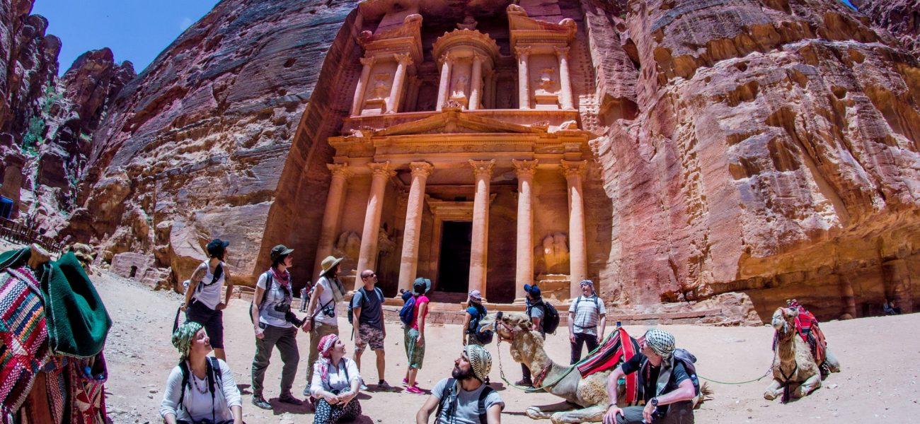 petra giordania - camminate fotografiche