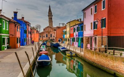 burano isole venezia - camminate fotografiche