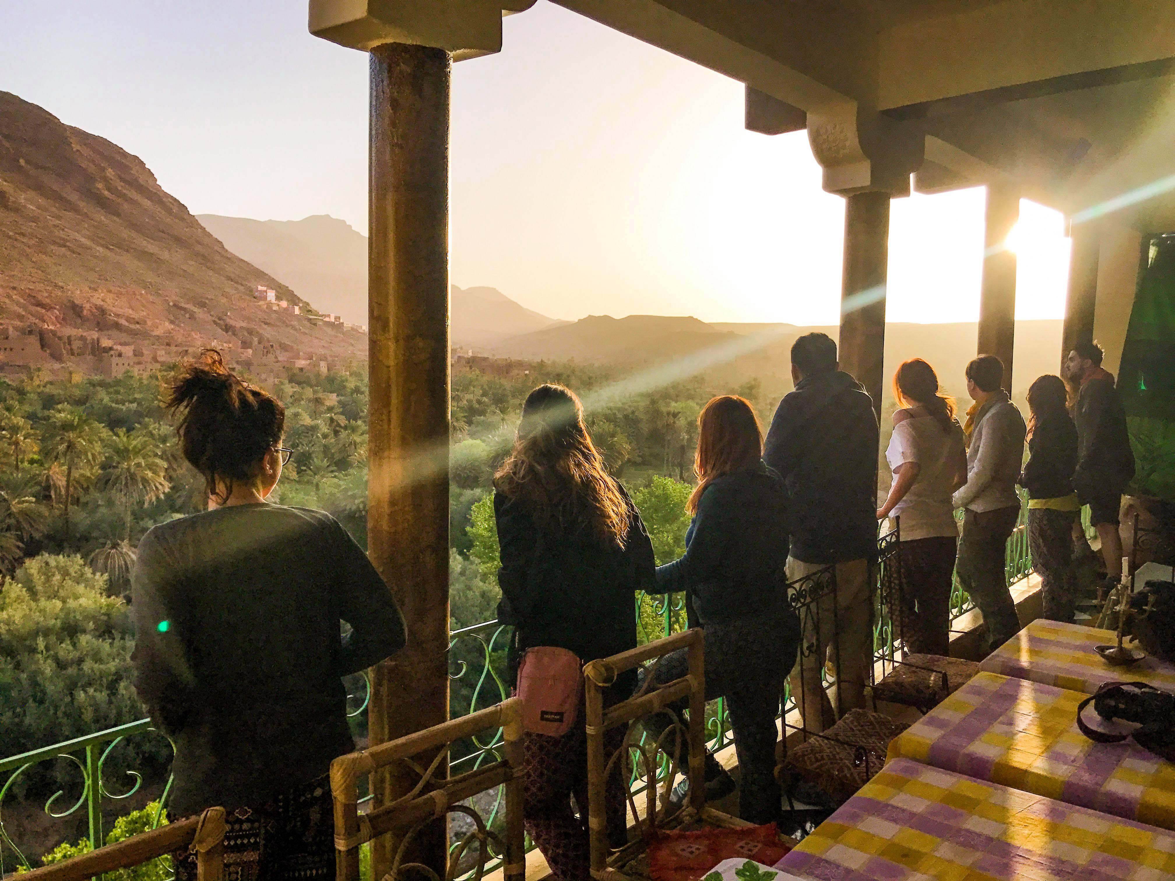 marocco todra gorges - camminate fotografiche