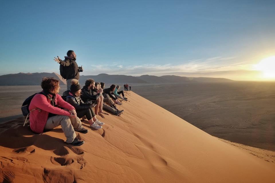 namibia 2018 camminate fotografiche