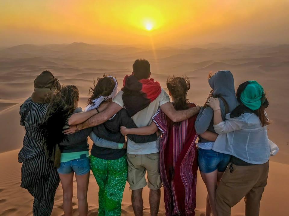 marocco deserto - camminatefotografiche