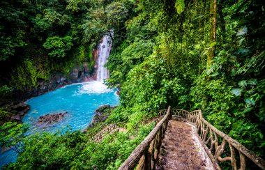 rio celeste costa rica - camminate fotografiche