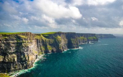 CLIFFS OF MOHER IRLANDA - CAMMINATEFOTOGRAFICHE