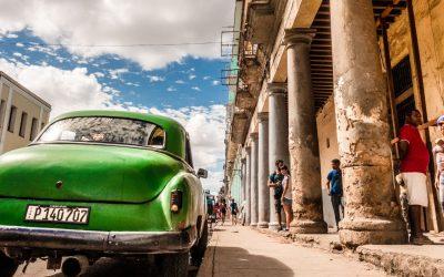 CUBA, CAPODANNO, CAMMINATE FOTOGRAFICHE