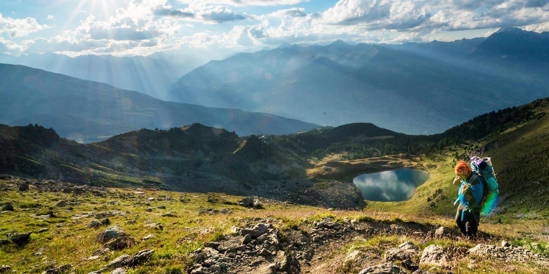 trekking monte emilius val d'aosta